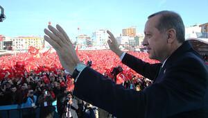 Erdoğandan flaş açıklamalar: Yeni bir dönemin başlangıcı