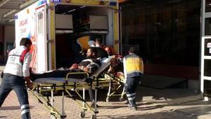 Fırat Kalkanında yaralanan 7 ÖSO askeri Kilise getirildi