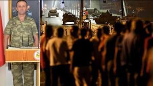 İstanbuldaki darbeci askerlerin başındaki kişi Tuğgeneral Aydoğdu
