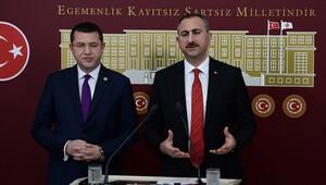 Son dakika haberi: AK Parti ve MHPden ortak Anayasa açıklaması