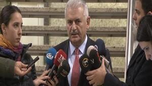 Yeni anayasa teklifine ilişkin Başbakan Yıldırımdan ilk değerlendirme