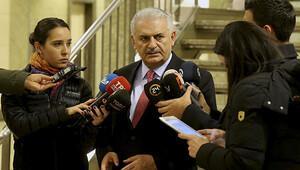 Yeni anayasa teklifine ilişkin Başbakan Yıldırım'dan ilk değerlendirme