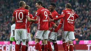 Bundesliganın yeni lideri Bayern Münih