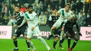 Beşiktaş - Bursaspor maçından fotoğraflar - 6