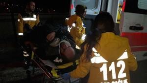 Suşehrinde kaza: 9 yaralı