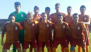Galatasarayın gençlerinden fair-play örneği