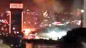 İkinci patlama Maçka Parkında... Canlı bomba...