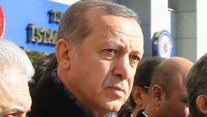 Cumhurbaşkanı Erdoğandan patlama açıklaması