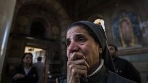 Kahiredeki katedrale bomba saldırı