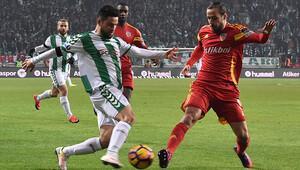 Atiker Konyaspor 1-0 Kayserispor