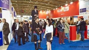 İzmir Turizm Fuarını 38 bin kişi ziyaret etti