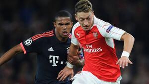 Bayern Münihin Arsenal tweeti olay oldu