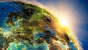 Dünyanın ne kadarı internete bağlı