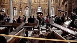 Kahiredeki kilise saldırısını DEAŞ üstlendi