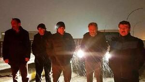 Karaman Belediyesinden kar mesaisi