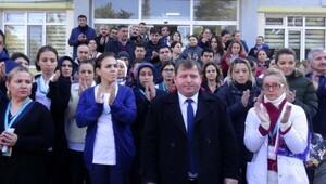 Çanakkaleli sağlıkçılardan Murat Bozun filmine tepki