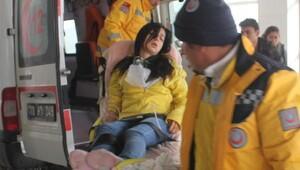 Sobadan zehirlenen üniversite öğrencisi 2 kız hastaneye kaldırıldı