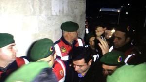 Selahattin Demirtaş, hastanede sağlık kontrolünden geçirildi