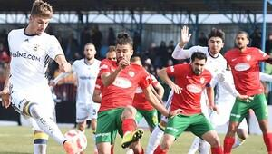 Amed Sportif 1-1 Fenerbahçe / MAÇIN ÖZETİ