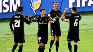 Ronaldo 500 dedi Real Madrid finalde...