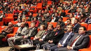 Gaziantepte, Fiziksel Uygunluk Karnesi Eğitimi konferansı