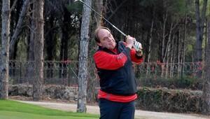 Fikret Öztürk Kulüplerarası Golf Turnuvası başladı