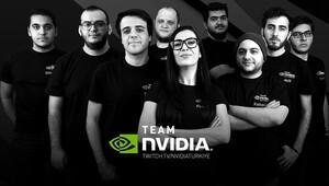Nvidia Team Türkiyede yayına girdi