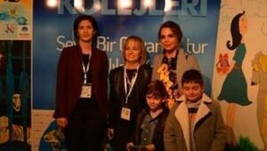 Mehmet Topalın eşi Selda Topal aile festivalinde