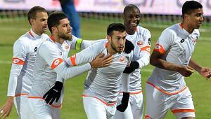 Adanaspor-Kayserispor: 2-1