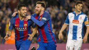 Barcelonadan gol yağmuru 5 gol...