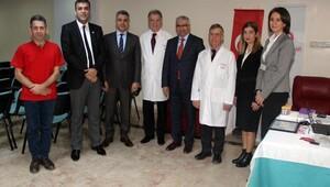 Başkent Hastanesinde kök hücre bağışı kampanyası