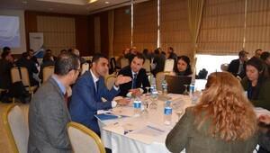 GEKA yatırımın geliştirilmesi için toplandı