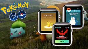 Pokemon Go Apple Watchlara geliyor