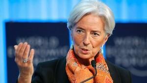 IMF yönetiminden Lagarde açıklaması