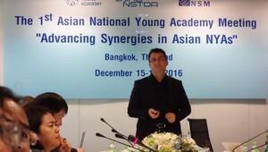 Prof. Dr. Baran Bangkok'ta Türkiye'yi temsil etti