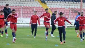 Mersin İdmanyurdu Bandırmaspor maçı hazırlıklarına başladı