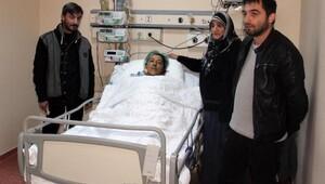 Karın ağrısıyla gitti karaciğer nakli oldu