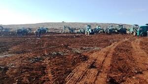 Suriye'ye yardım TIR'larının çıkış devam ediyor (2)