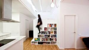 Merdiven altlarını değerlendirmek için parlak fikirler