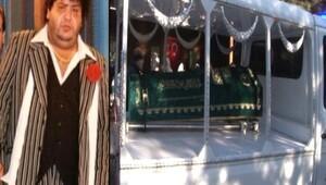 Erdal Tosunun cenazesi tören için gasilhaneden alındı