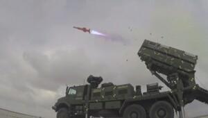 Bakan Fikri Işık, Hava Savunma Füzesi Hisarın test atışına katıldı