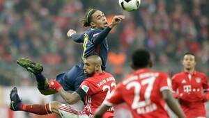 Bayern Münih liderliği söke söke aldı