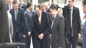 Arnavutluk Cumhurbaşkanı Nishani, Vali Şahini ziyaret etti