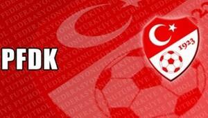 PFDK ceza yağdırdı Beşiktaş ve Trabzonspor