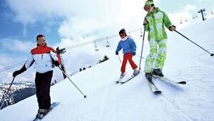 Türkiye'de kayak merkezleri hazır, ya siz
