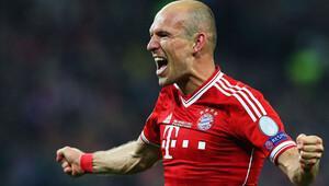 Bayernden Süper Lig ekiplerini üzecek Robben açıklaması