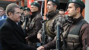 Canikli: Ankaranın güvenliği El-Babın güvenliğiyle eş anlamlı