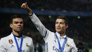 Cristiano Ronaldo: Umudunuzu kaybetmeyin ben sizinleyim