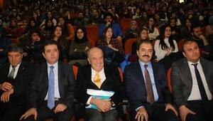 """ERÜ'de """"Borçlar Hukukunun Güncel Meseleleri"""" konulu konferans düzenlendi"""