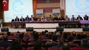 Edremit Belediyesinin Kayyum Başkanı; 8,5 milyon lira borç var, para nereye gitti